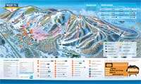Boyne Mountain Resort trail map