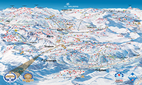 St. Anton am Arlberg trail map